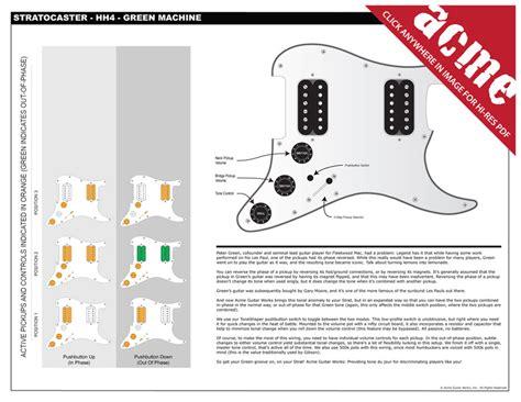 acme guitar works wiring diagrams repair wiring scheme