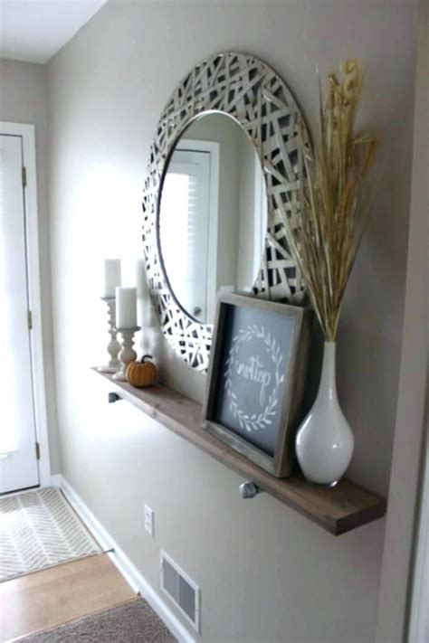 foyer wall decor ideas long entryway ideas entryway shelf
