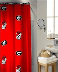 university of alabama shower curtain ncaa university team shower curtains