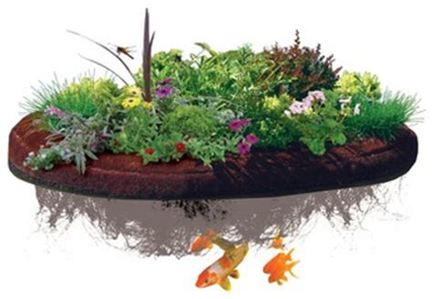 Floating Pond Planter by Islandscapes Floating Island Planter Pond Water Ip200 Koi