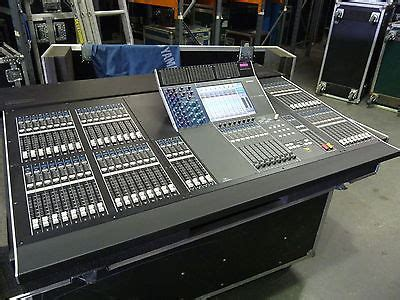 Mixer Digital Yamaha M7cl yamaha m7cl 48 channel digital mixing console inc meter