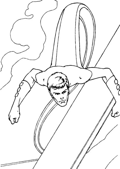 Mr L Coloring Pages by Mr Fantastic Coloring Pages Mr Fantastic