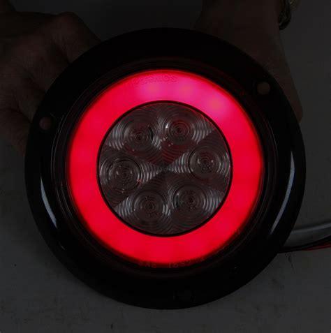 4 inch led trailer lights glolight led trailer light stop turn