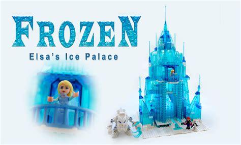 Set Gamis Frozen Elsa No 1 1 2thn lego ideas disney princess frozen elsa s palace
