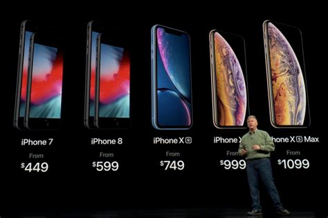 apple iphone xs xs max and iphone xr prices and release dates phonearena