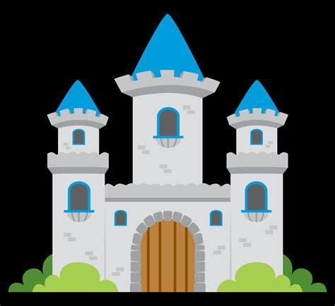 castle clipart fancy pencil and in color castle clipart