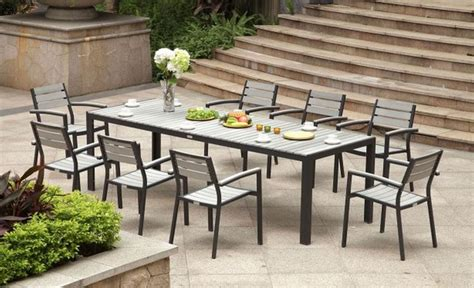 17 best ideas about metal patio furniture on