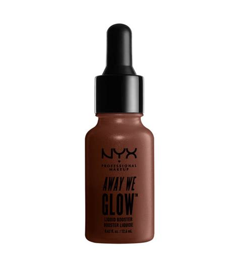 Nyx Highlighter buy nyx professional makeup booster away we glow liquid