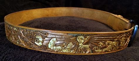 Gamis Belt a of thrones belt from the astrolabe in the show s