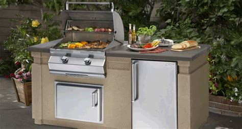 prefab outdoor kitchen island prefabricated outdoor kitchen islands bbq grill outlet the bbq grill outlet