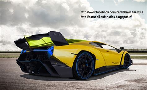 Lamborghini Veneno Yellow Car Bike Fanatics Lamborghini Veneno In Yellow With
