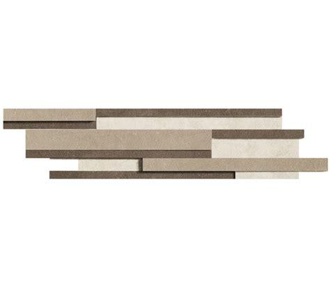 cap fiorano modenese industrial decoro moka taupe ivory mosaici floor gres