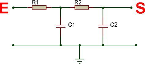 diagramme de bode filtre passe bas 2eme ordre les filtres du premier et du second ordre