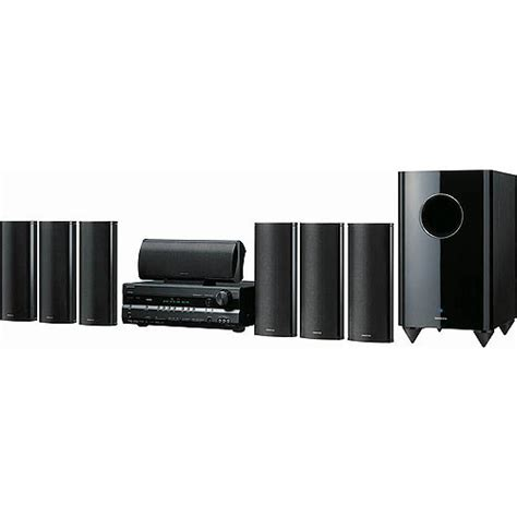 onkyo ht s6100 7 1 channel home theater system black ht