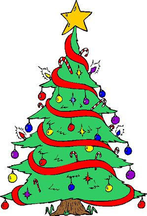 cartoon christmas tree december tree festival parwich org