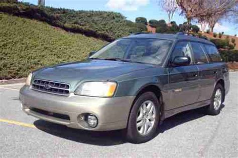 2000 Subaru Outback Legacy by Purchase Used 2000 Subaru Legacy Outback Awd 5 Door Wagon