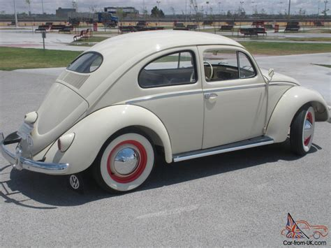 volkswagen beetle sedan classic totally restored  original conditions