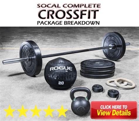 best crossfit equipment package reviews 2018 garage
