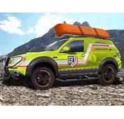 Subaru Creates Ultimate Off Road Forester With SEMA Mountain Rescue