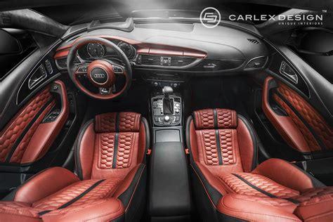 Auto Tuning Innenausstattung by Carlex Design Et L Audi A6 Avant Leblogauto