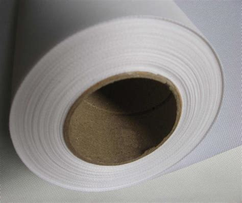 printable fabric rolls for inkjet printers 260gsm matte inkjet printable canvas latex polyester