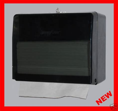 Single Fold Paper Towel Dispenser - sunnycare single fold towel paper dispenser new ebay