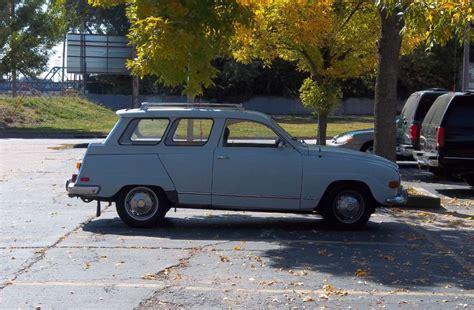 classic saab curbside classic 1973 saab 95 wagon now that s a real saab