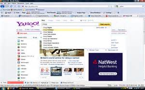 Yahoo s answer to google instant search direct