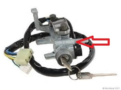unlock steering wheel/ ignition lock
