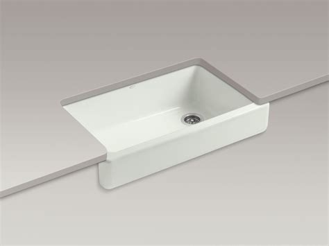 self trimming apron sink standard plumbing supply product kohler k 6488 ny