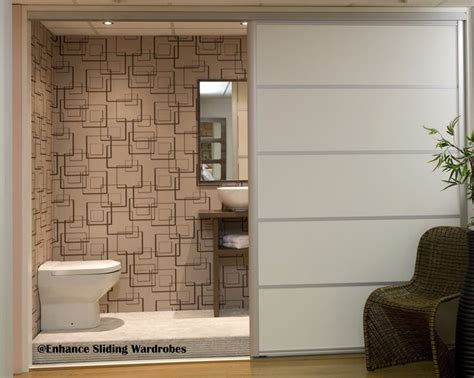 bathroom room dividers extra wide white sliding doors used as a room divider for