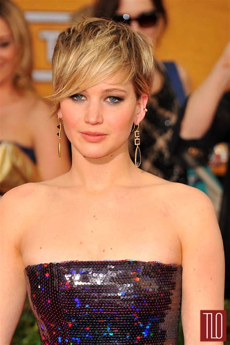 jennifer lawrence  christian dior