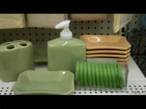 sage green bathroom accessories dollar scores 3 shopping with breanna dollar store crafts