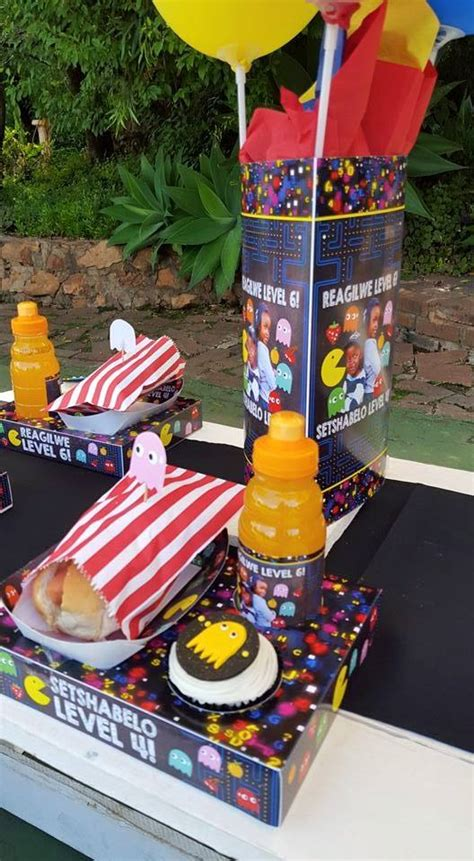 themed birthday cakes cape town pacman party supplies decor gauteng mpumalanga