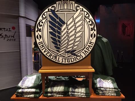 attack on titan japanese inside japan s attack on titan themed shop