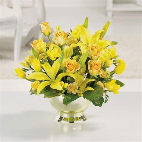 golden wedding anniversary flower arrangements anniversary flower delivery flowers by lili in englewood
