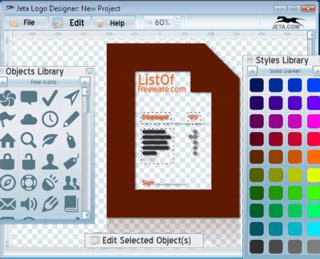 best free creator best free logo maker software for windows 187 best free