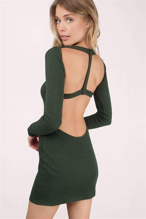 Id 428 Backless Dress wine bodycon dress dress sleeve dress 48 00