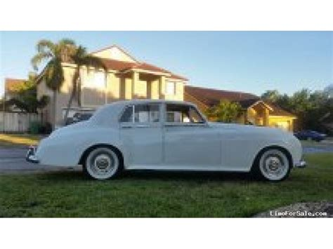 antique rolls royce for sale used 1955 rolls royce silver cloud antique limo