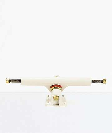 Nmax Gold Matte Thunder Green Skateboard Trucks