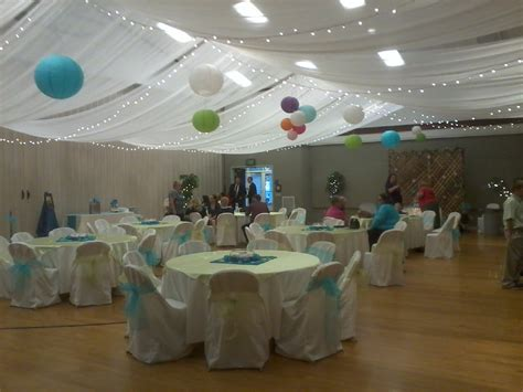 wedding ceiling decorations creative wedding and decor fabric ceiling before