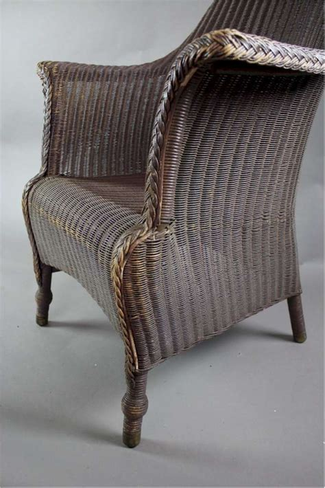 lloyd loom armchair large original lloyd loom armchair c1930 s sold items art furniture
