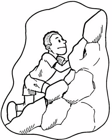 Coloring Page Rocks by Kingdom Rock Coloring Sheets Coloring Pages