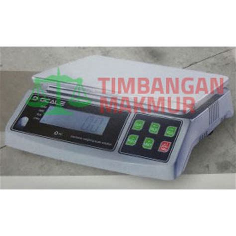 Timbangan Duduk Digital timbangan digital dw series weighing scale timbangan makmur