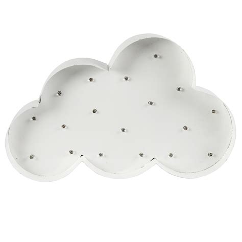 light wall decorations cloud light up led wall decoration