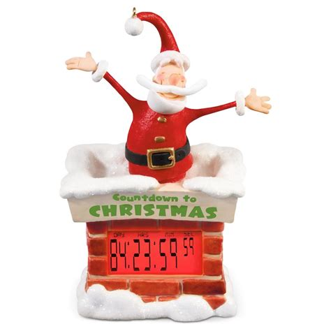 2016 countdown to christmas hallmark keepsake miniature