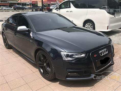 Audi S52019 by Audi S5 2013 Tfsi Quattro 3 0 In Penang Automatic