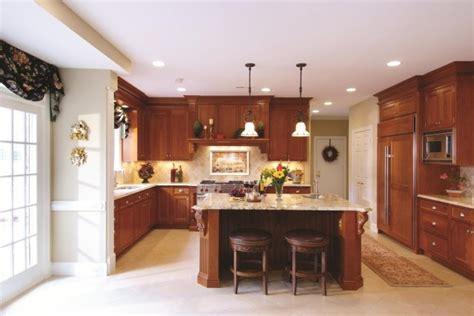 light cherry kitchen cabinets light cherry kitchen cherry cabinets light countertops kitchen ideas pinterest