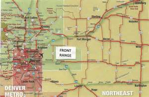 map of northeast colorado colorado maps