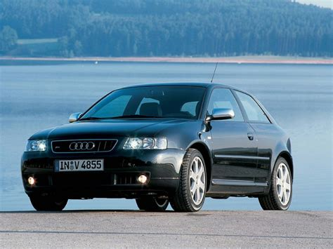 Audi A3 8l 1 8 T Quattro by Audi S3 8l 1 8 T 225 Hp Quattro